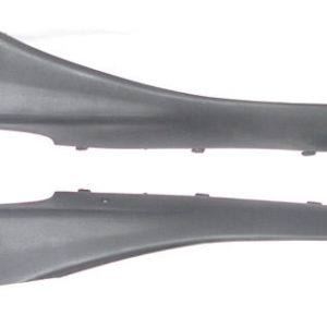 Нижние боковые обтекатели задние Honda Lead 50, 90сс пара SM